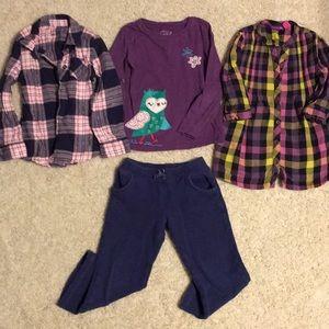 Girls 4T winter bundle